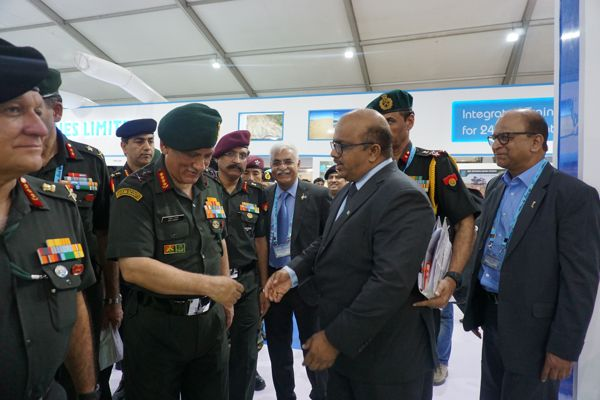 Zen Technologies at Defexpo 2018