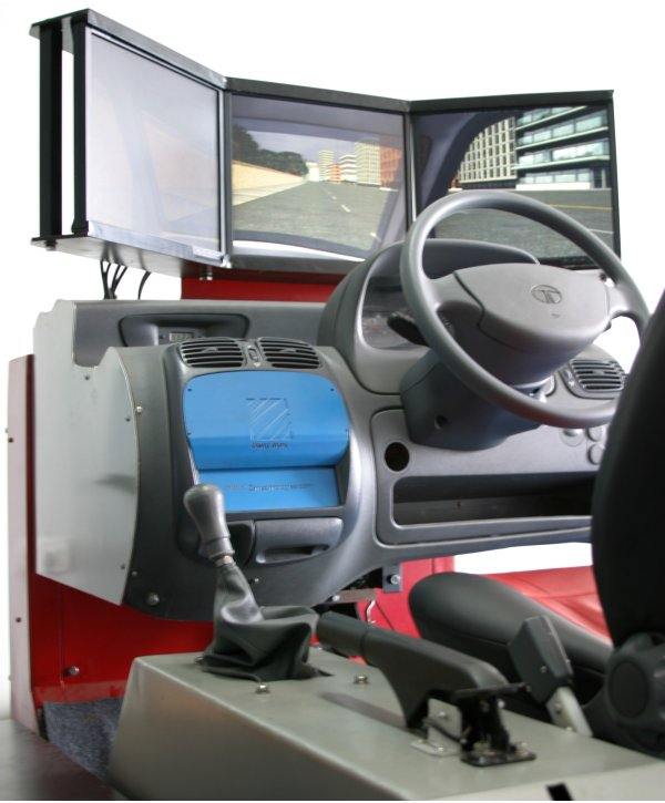 driving-simulation