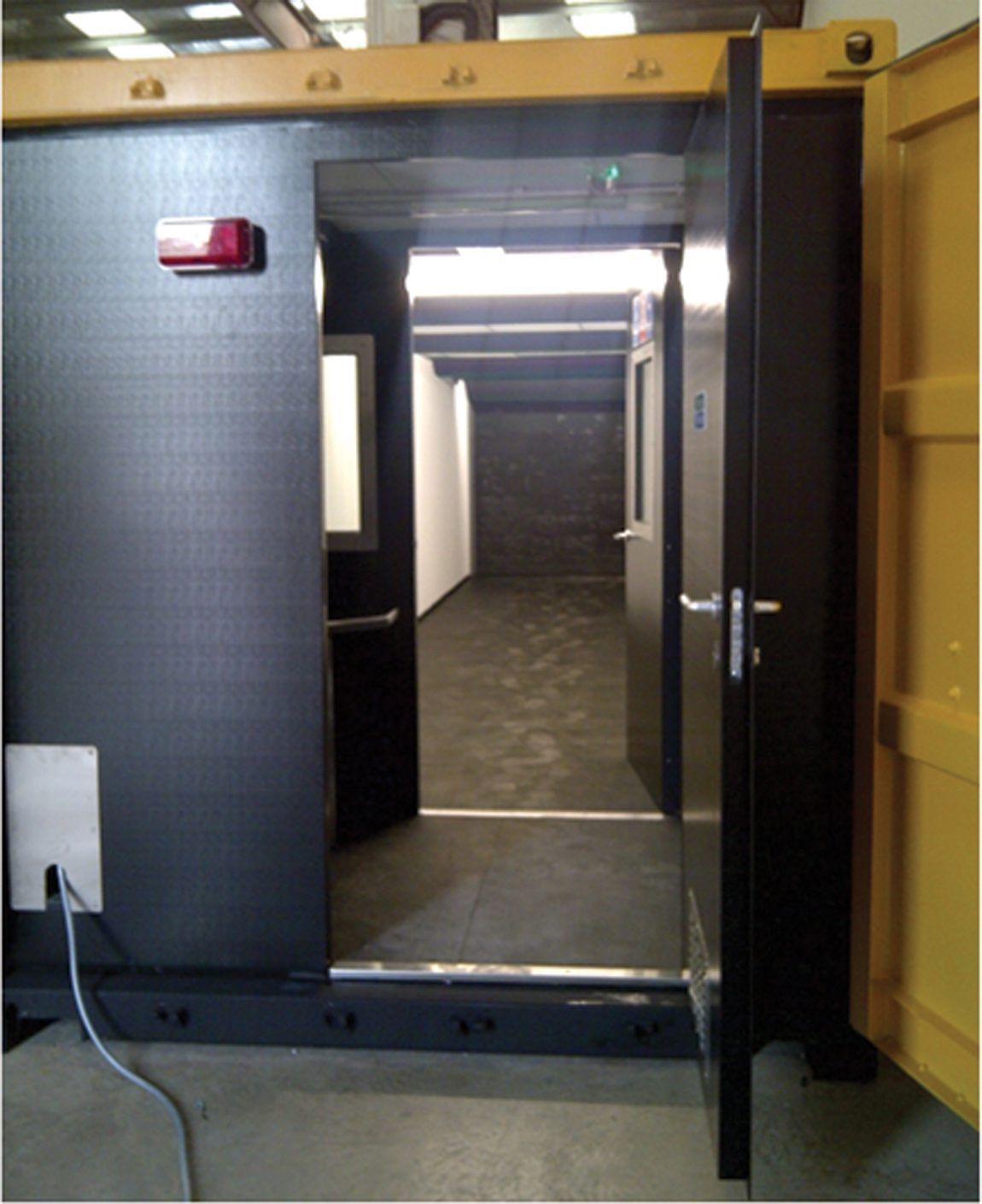 Containerised Indoor Shooting Range (Zen CISR)