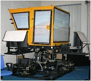 Zen Dozer Training Simulator - BD355