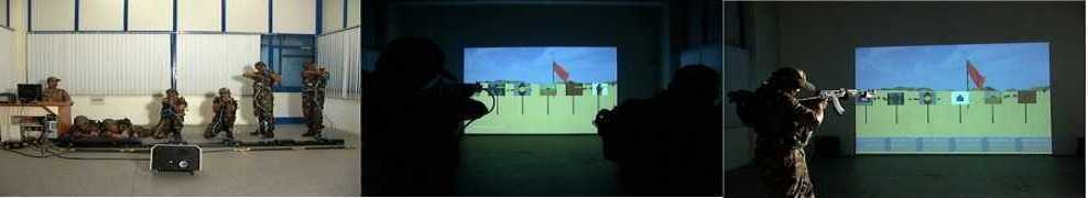 Firearms Training Simulator