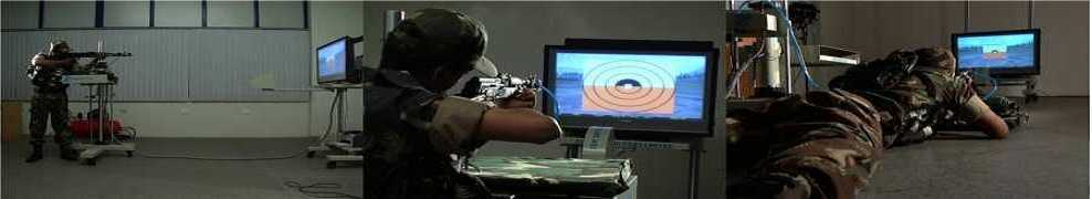 Firearms Training Simulators