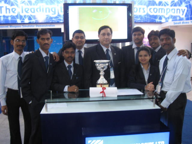 Zen Team at IISE 2009