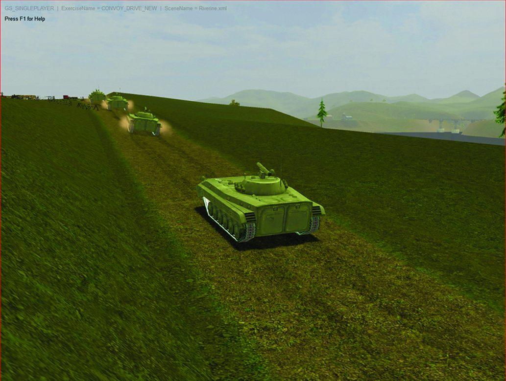 Zen-BMP-II-Driving-Simulator