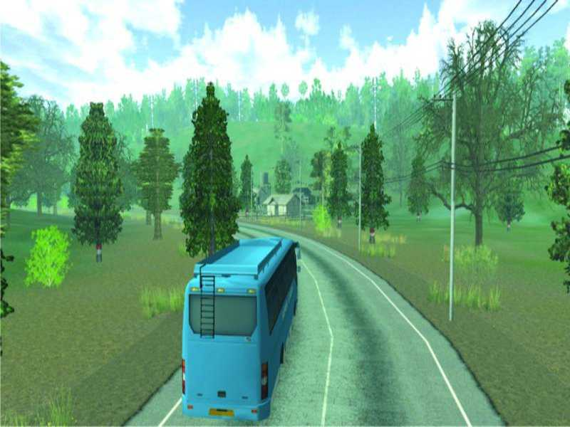 Virtual Simulation - Bus Driving Simulator (BusSim)