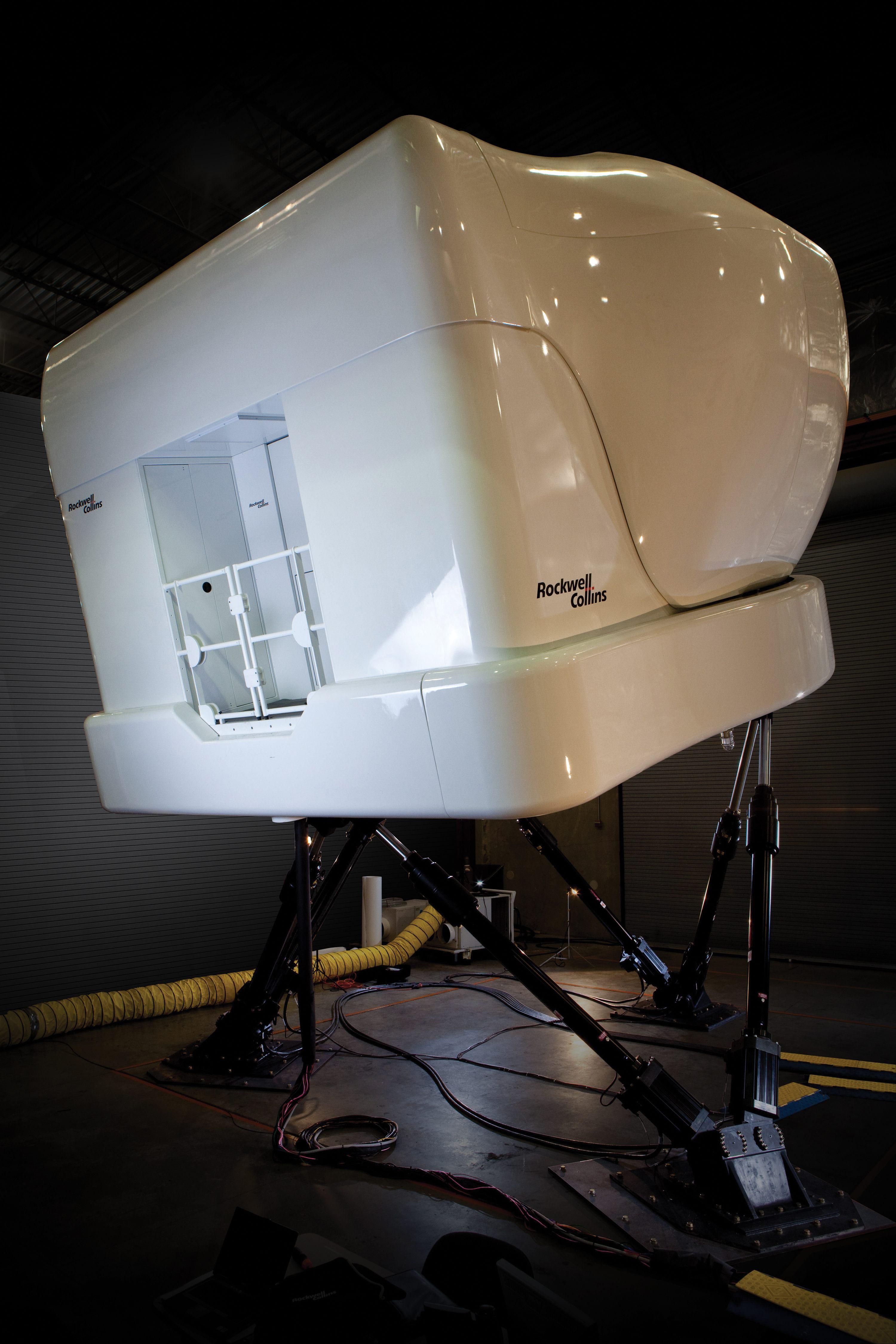 Zen-RWS-Rotary-Wing-Simulator