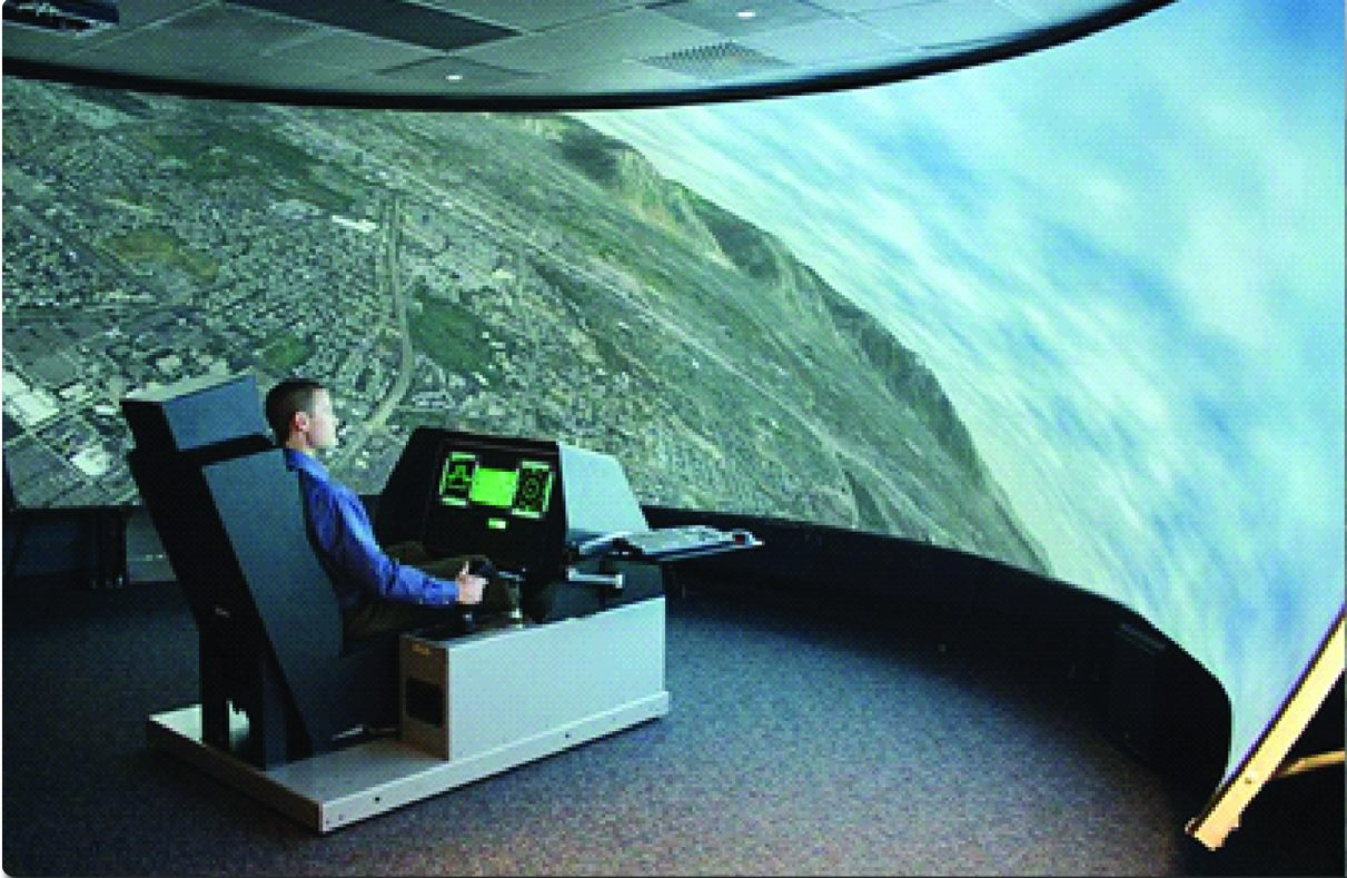 Virtual Simulation - Rotary Wing Simulator (RWS)