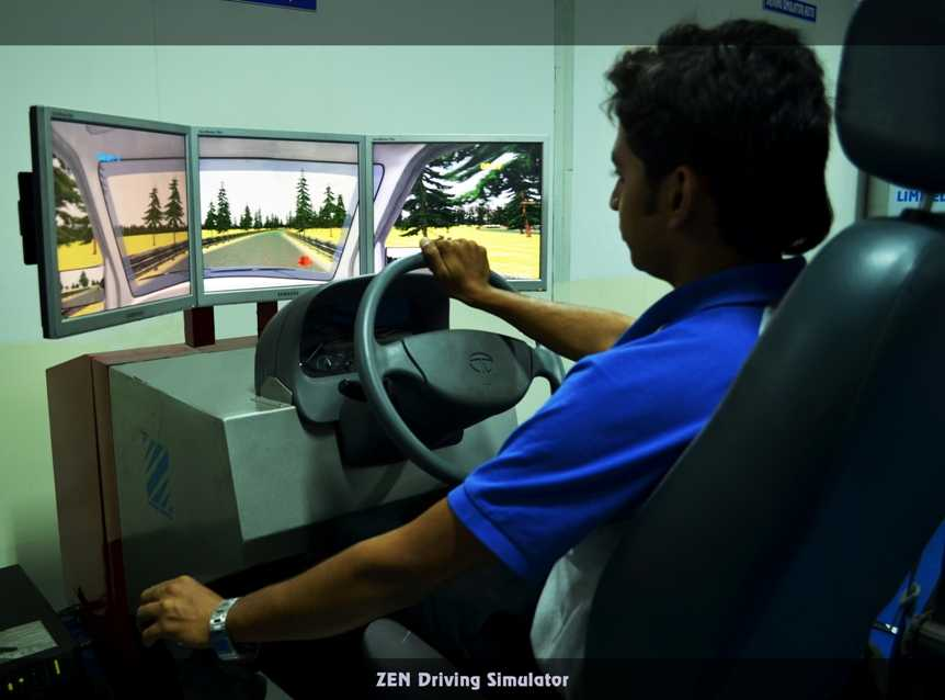 Virtual Simulation - Driving Simulator (DS)
