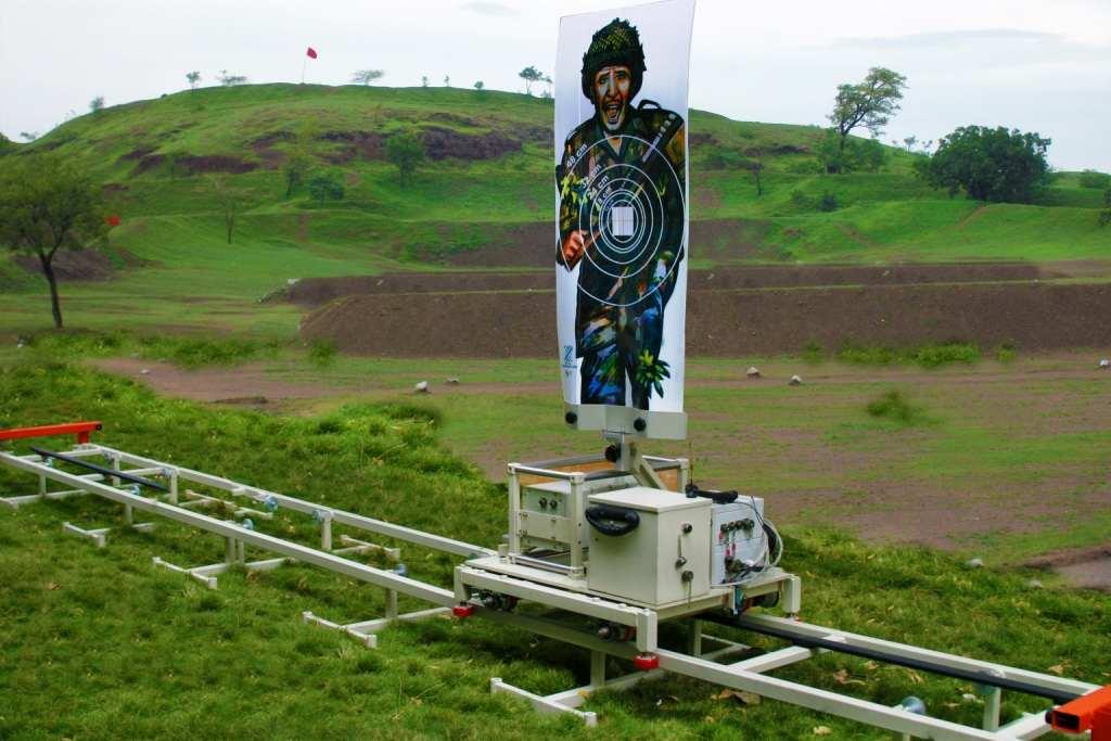 Multi-Functional Target System (MFTS®) - Reflex Shooting Range