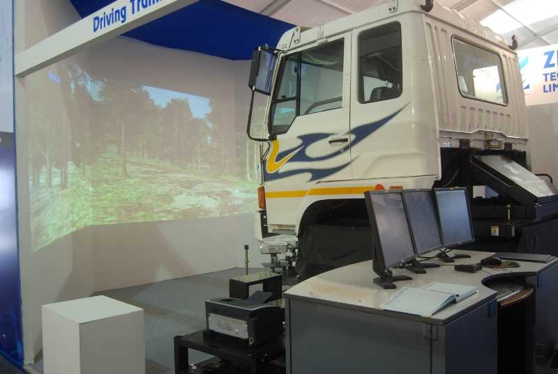 Virtual Simulation - Driving Training Simulator (ZEN DTS®)