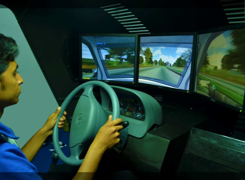 driving-training-simulator