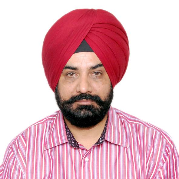 Mr Amreek Singh Sandhu