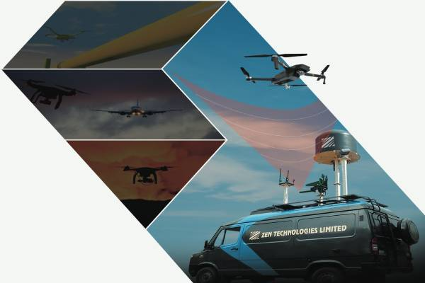 ADS - Anti Drone System