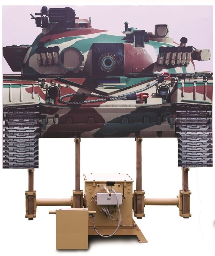 static-tank-target-mechanism