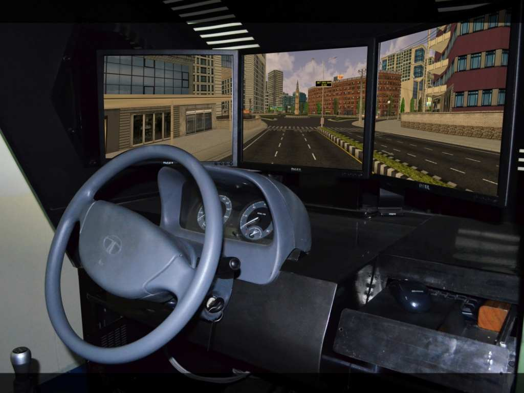 Virtual Simulation - Automated Driving Simulator (ZEN ADS<sup>™</sup>)