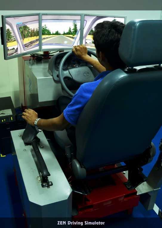Driving Simulator - zen-basic-driving-simulator