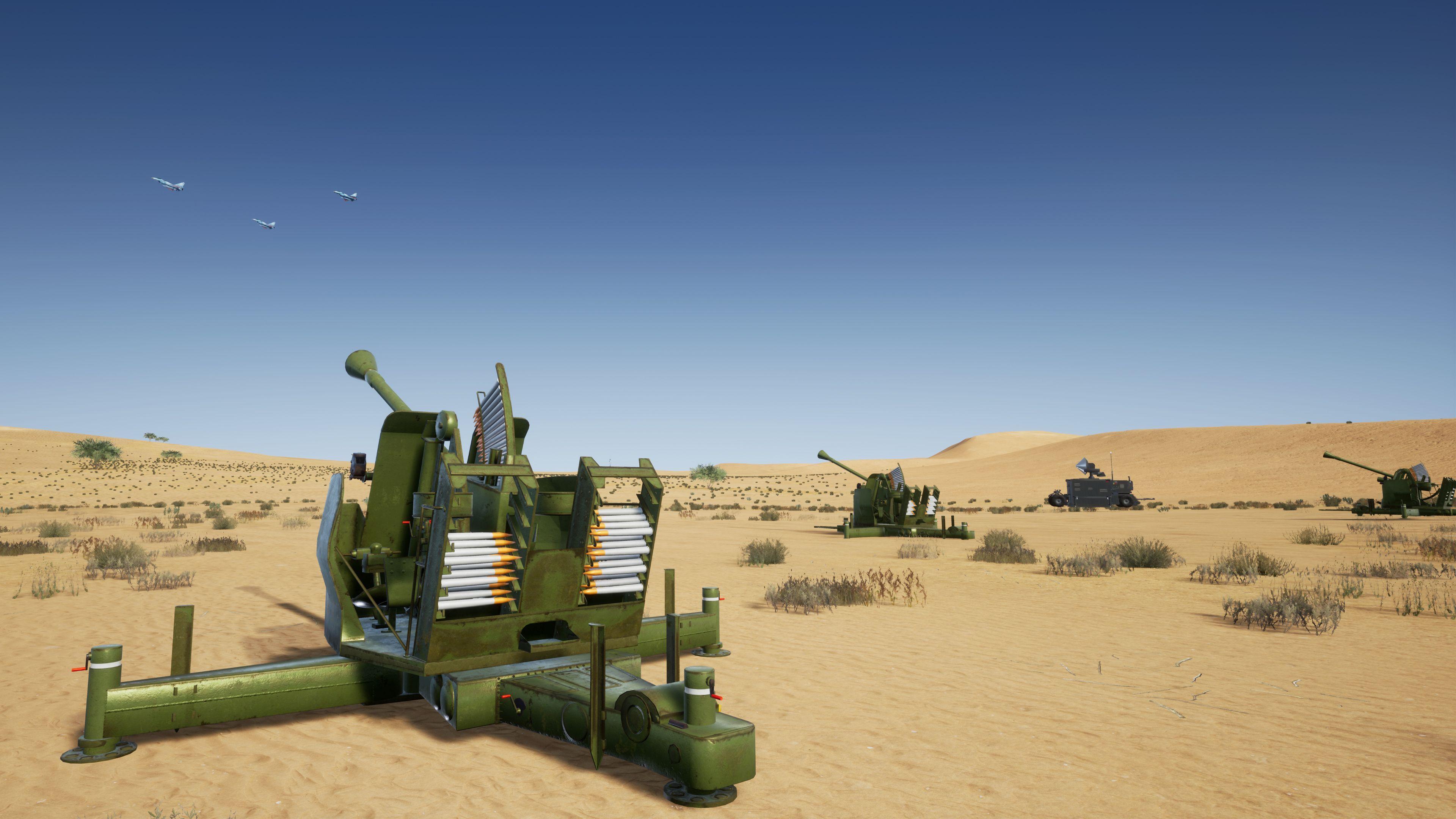 Zen IADCS Radar Version