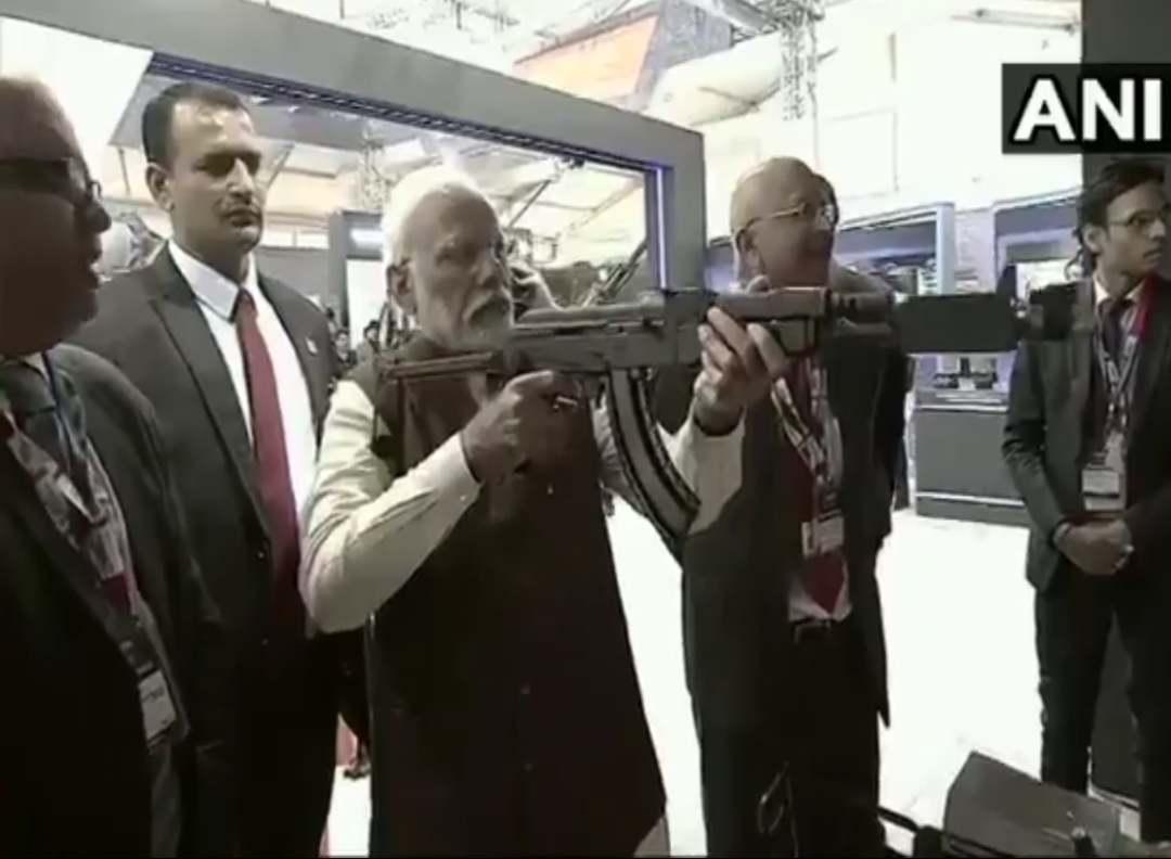 prime-minister-narendra-modi-zen-technologies-defexpo2020
