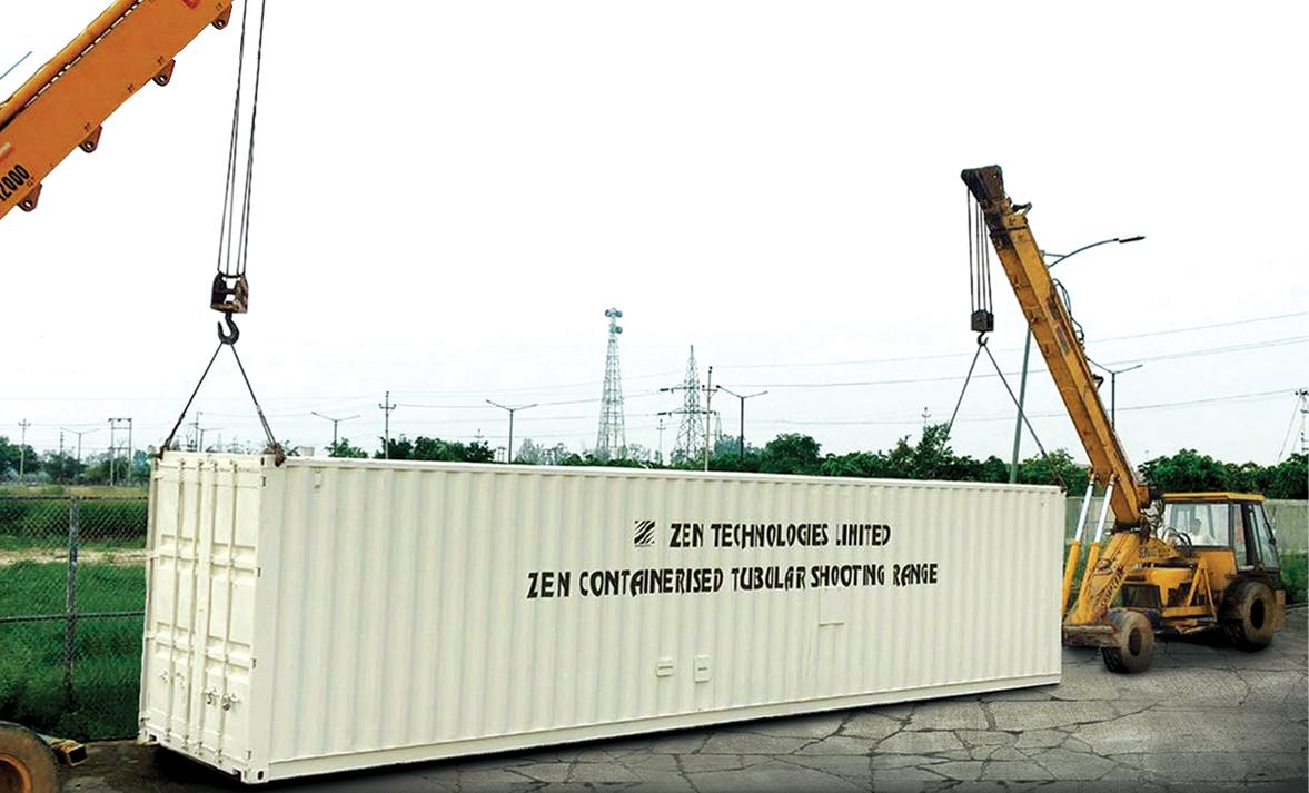 CTSR - Tubular Container