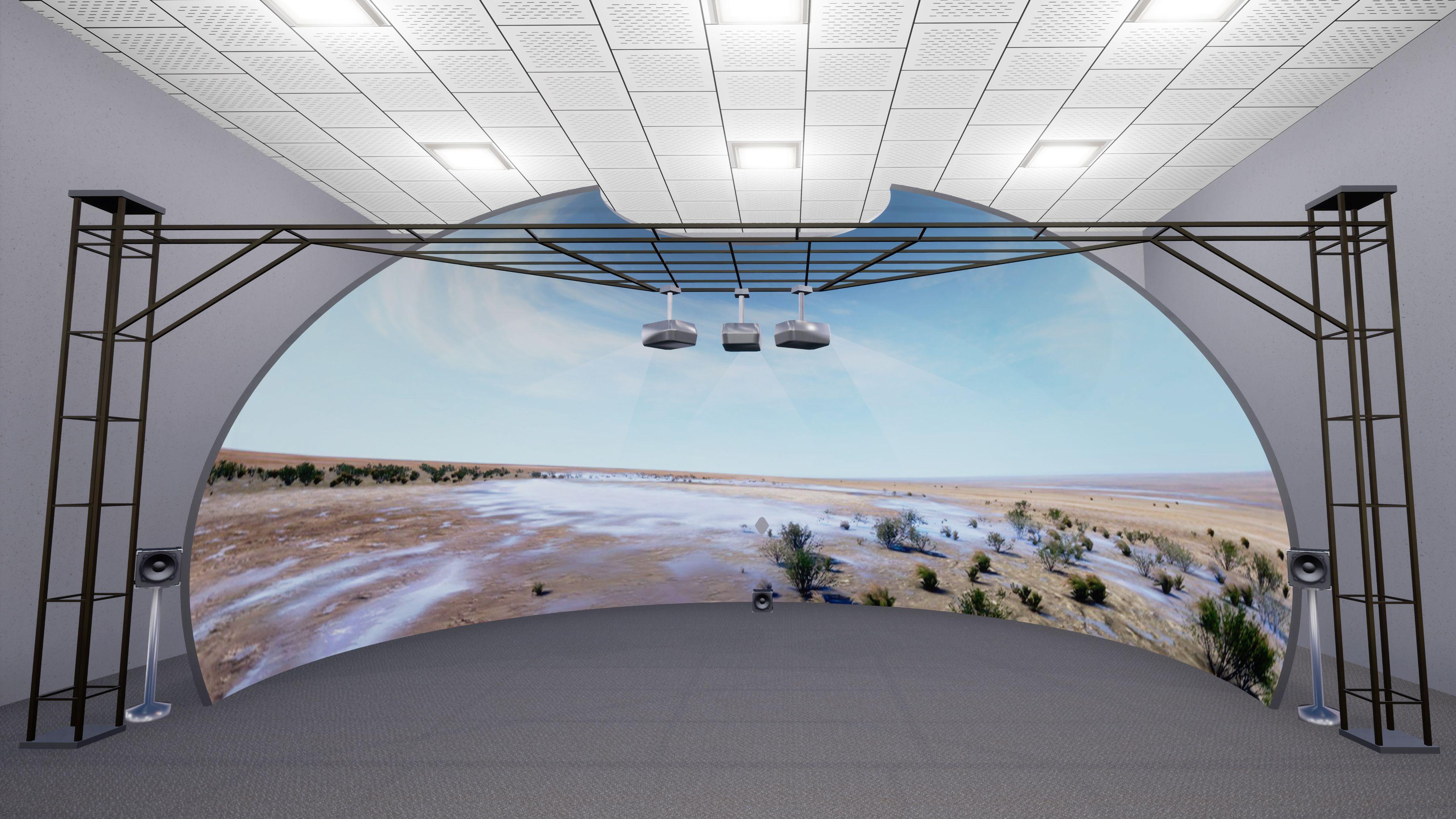 Zen IADCS Dome Structure