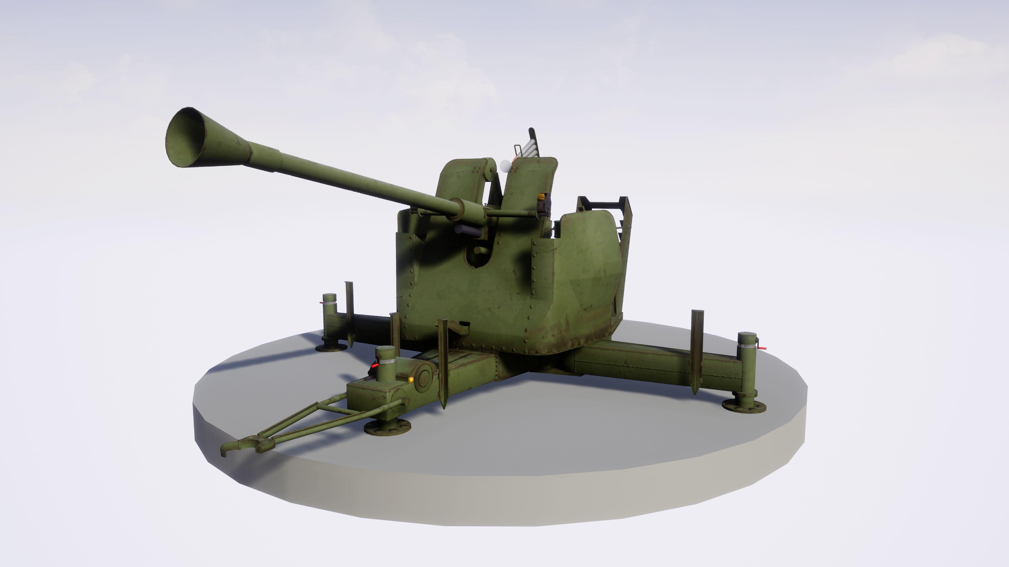 Zen IADCS Gun Replica